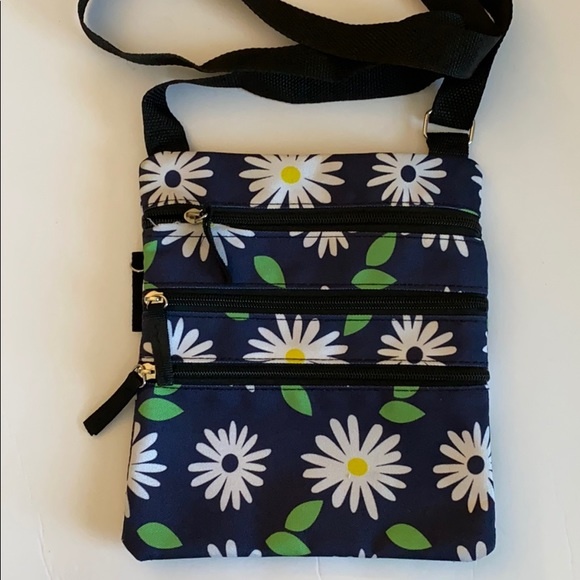 Daisy Crossbody Purse